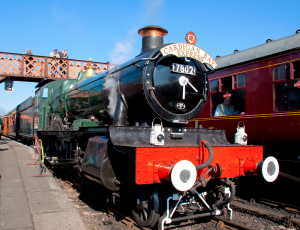 7802 Bradley Manor - severn Valley Railway